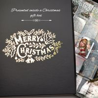 Vintage Illustrated London News Christmas Gift Pack and advent calendar  - The perfect personalised christmas gift set, straight from the archives of ILN